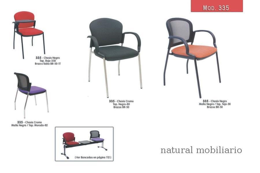 Muebles Sillas de oficina sillas fijas oficina 1-1eco555