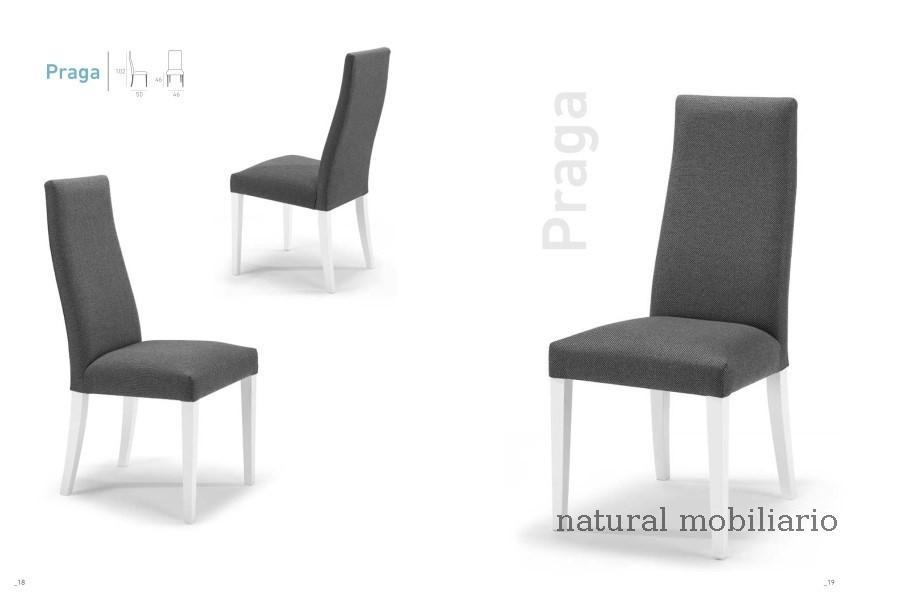 Muebles Sillas de comedor silla func 2-75-207