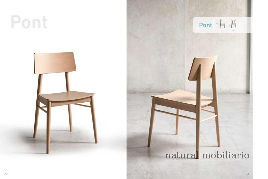 Muebles Sillas de comedor silla func 2-75-219