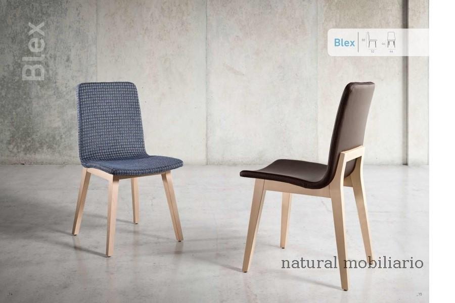 Muebles Sillas de comedor silla func 2-75-205