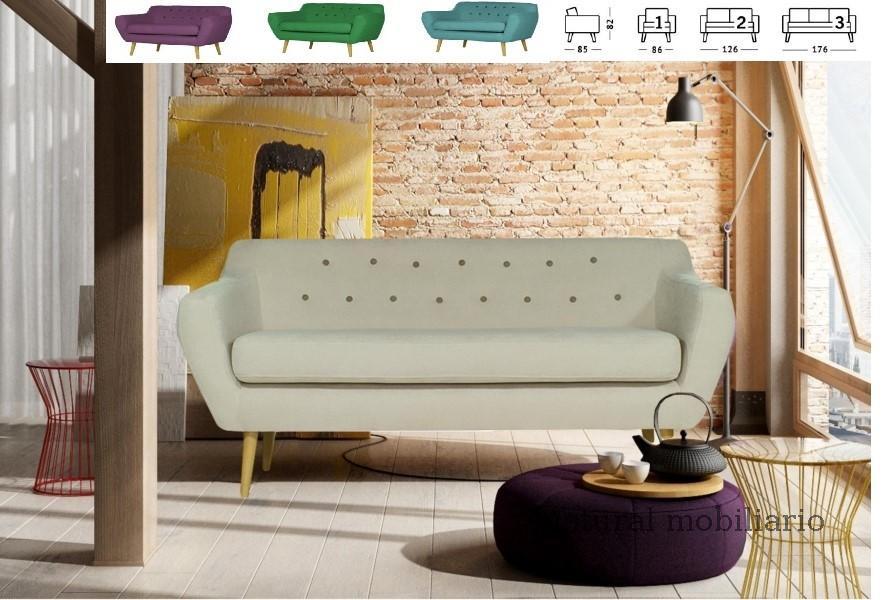 Muebles Sofás y Chaiselonge sofa wint 2-2-758
