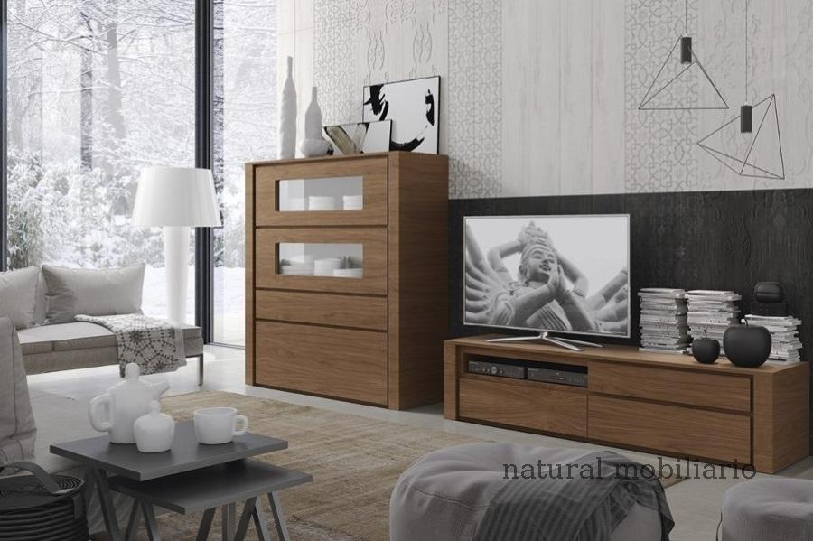 Muebles Modernos chapa natural/lacados ambiente gasab 2-97-413