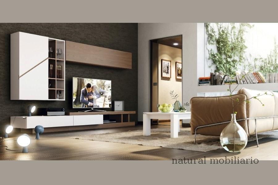 Muebles Modernos chapa natural/lacados salon apilable moderno 2-97gasa465