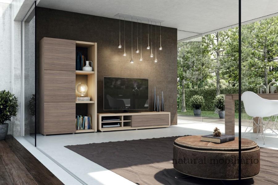 Muebles Modernos chapa natural/lacados salon apilable moderno 2-97gasa455