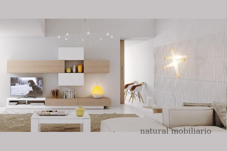 Muebles Modernos chapa natural/lacados salon apilable moderno 2-97gasa460