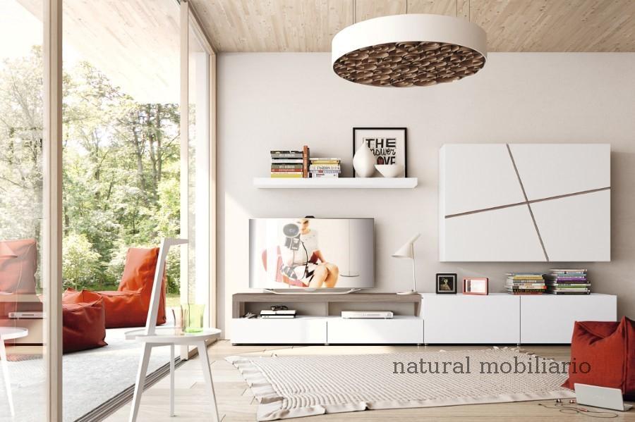 Muebles Modernos chapa natural/lacados salon apilable moderno 2-97gasa456