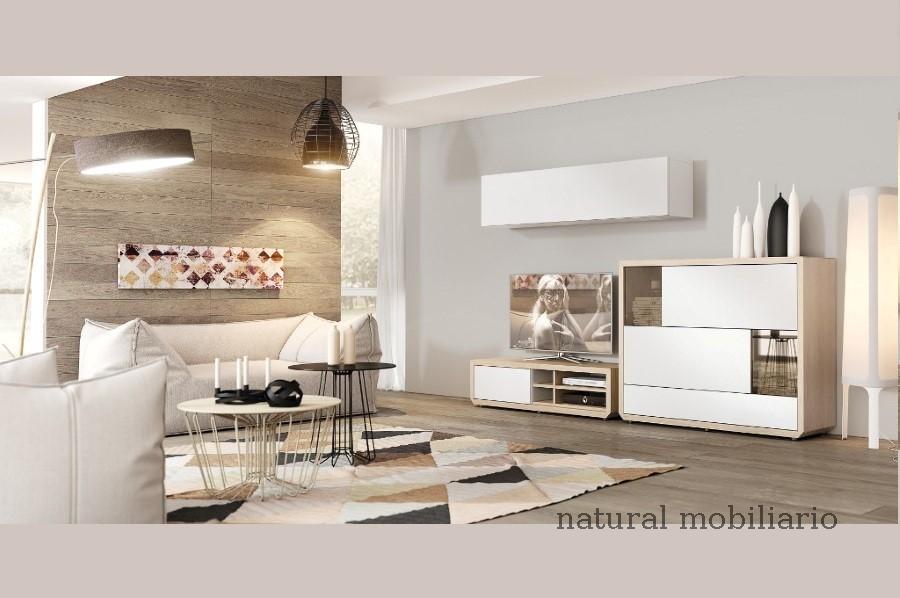Muebles Modernos chapa natural/lacados salon apilable moderno 2-97gasa461