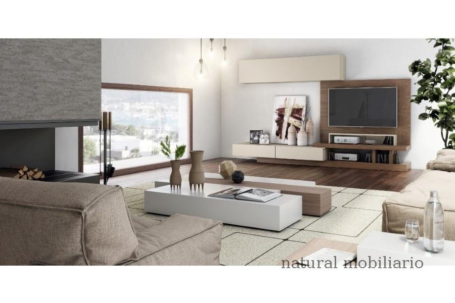 Muebles Modernos chapa natural/lacados salon apilable moderno 2-97gasa453