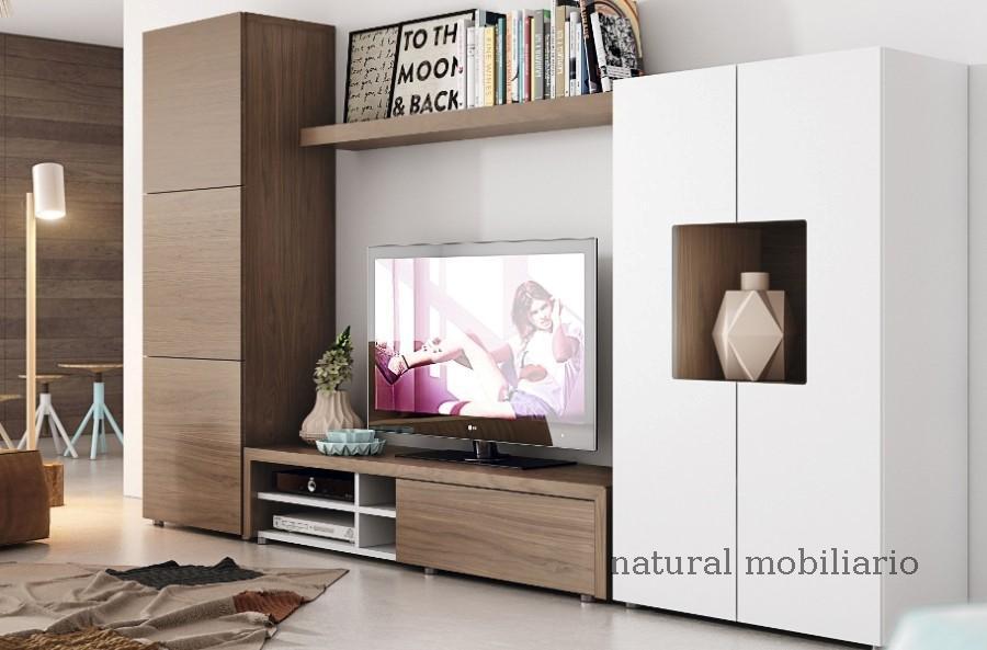 Muebles Modernos chapa natural/lacados salon apilable moderno 2-97gasa464