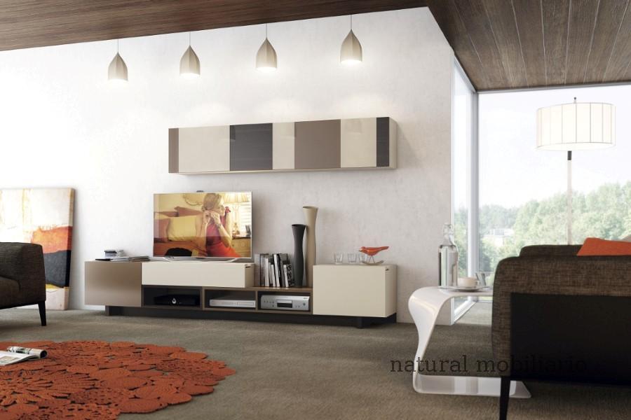 Muebles Modernos chapa natural/lacados salon apilable moderno 2-97gasa462