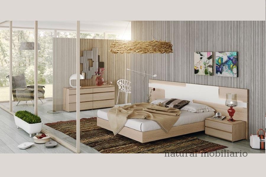Muebles Modernos chapa natural/lacados dormitorio moderno gasa 2-97-657