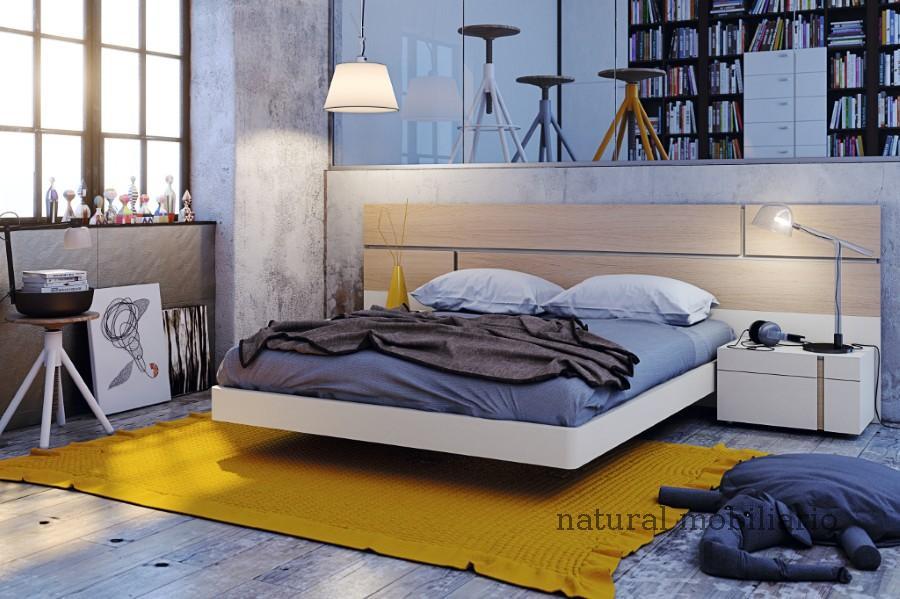 Muebles Modernos chapa natural/lacados dormitorio moderno gasa 2-97-665
