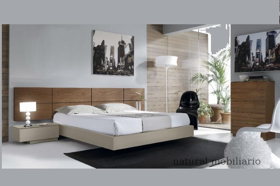 Muebles Modernos chapa natural/lacados dormitorio moderno gasa 2-97-661