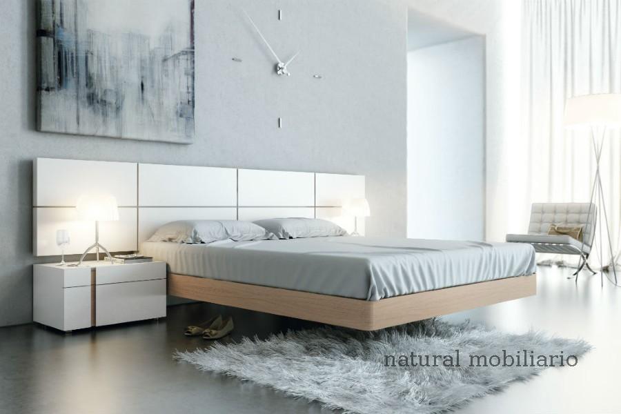Muebles Modernos chapa natural/lacados dormitorio moderno gasa 2-97-659