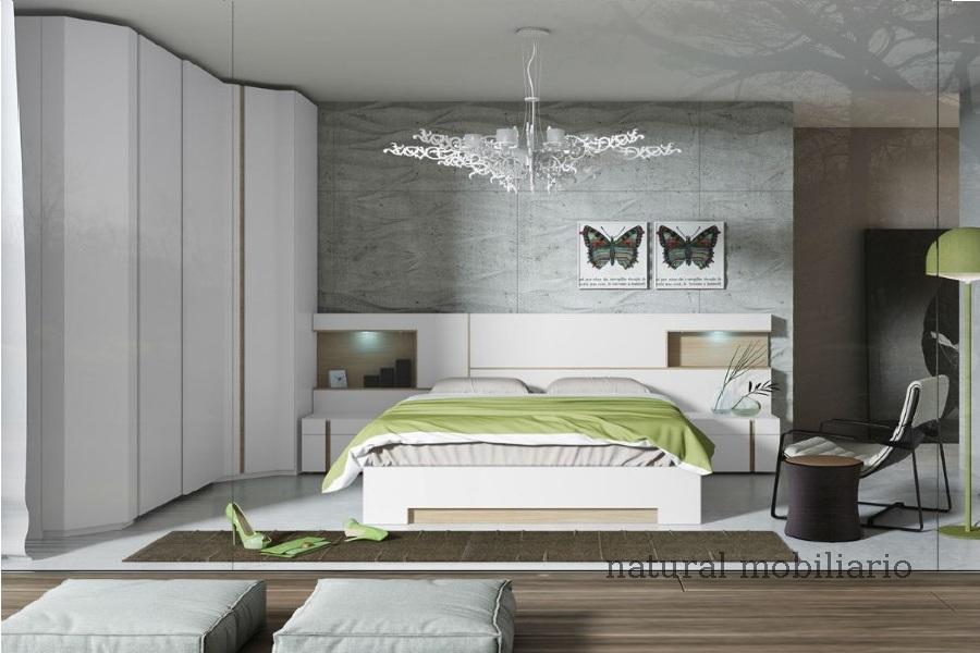 Muebles Modernos chapa natural/lacados dormitorio moderno gasa 2-97-653