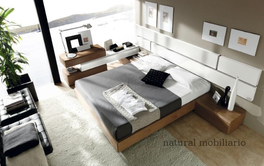 Muebles Modernos chapa natural/lacados dormitorio moderno gasa 2-97-666