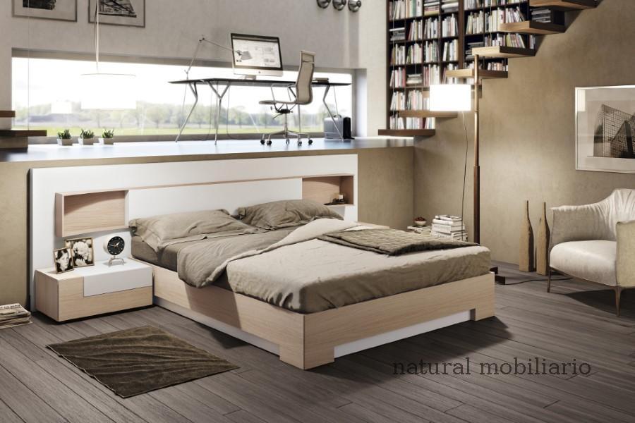 Muebles Modernos chapa natural/lacados dormitorio moderno gasa 2-97-663