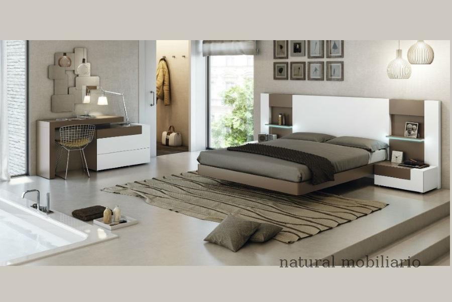 Muebles Modernos chapa natural/lacados dormitorio moderno gasa 2-97-656