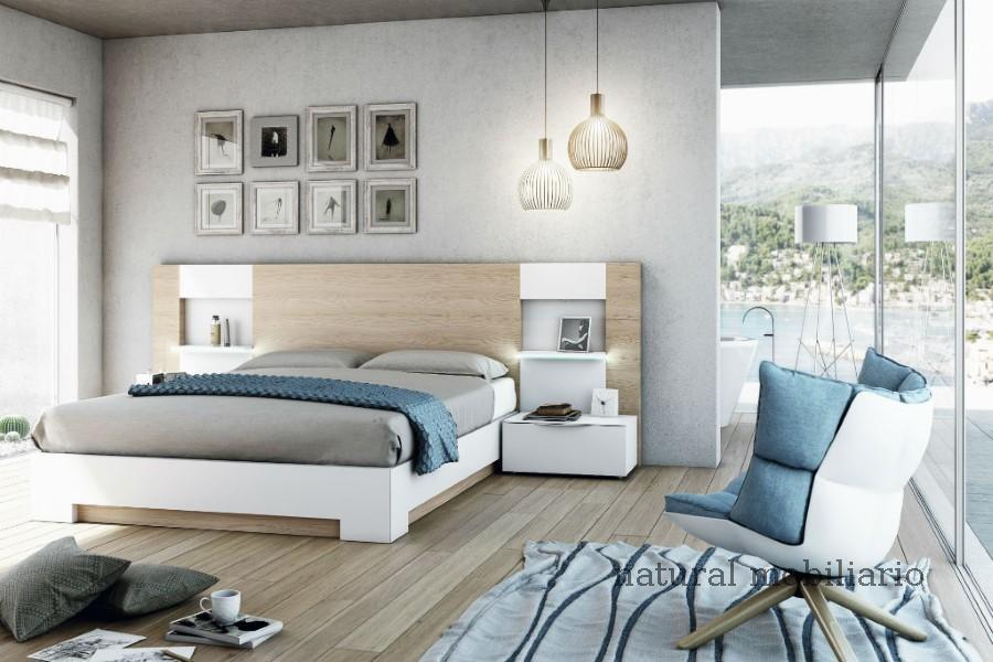 Muebles Modernos chapa natural/lacados dormitorio moderno gasa 2-97-655