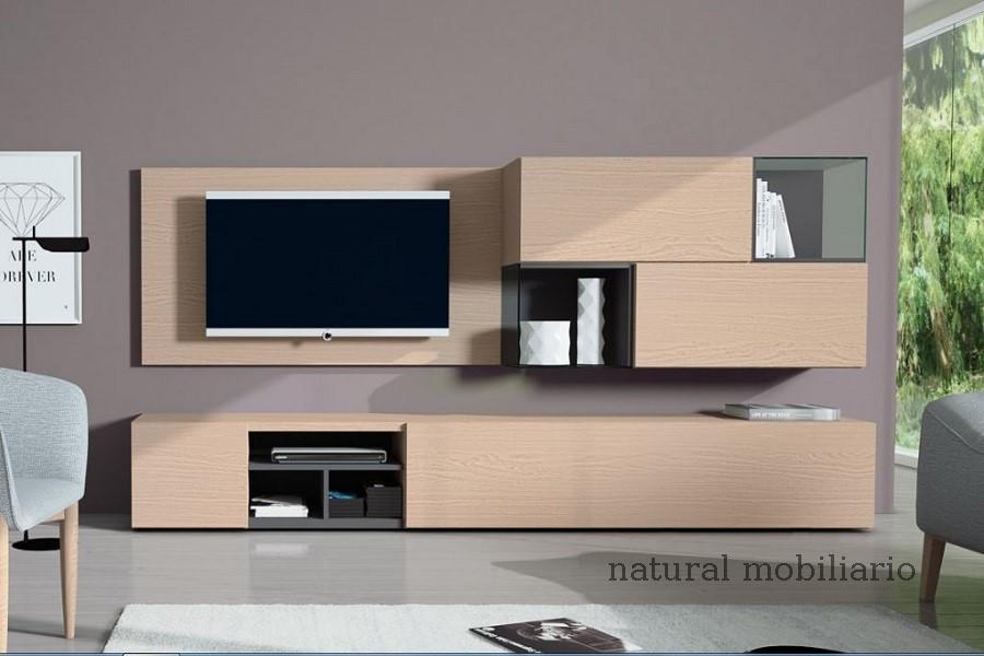 Muebles Modernos chapa natural/lacados salon egla 4-532-261