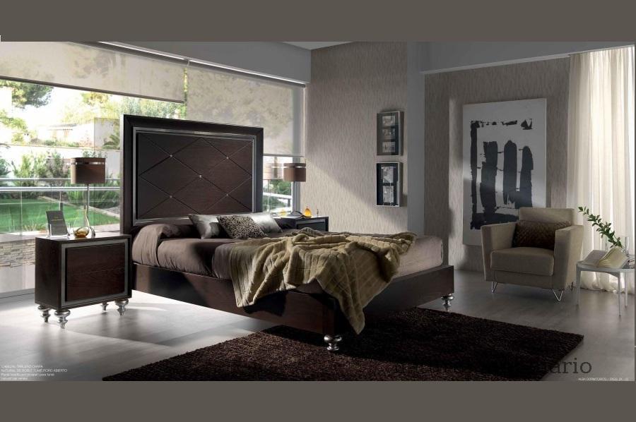 Muebles Contemporáneos dormitorio comtemporaneo 2-84monr903
