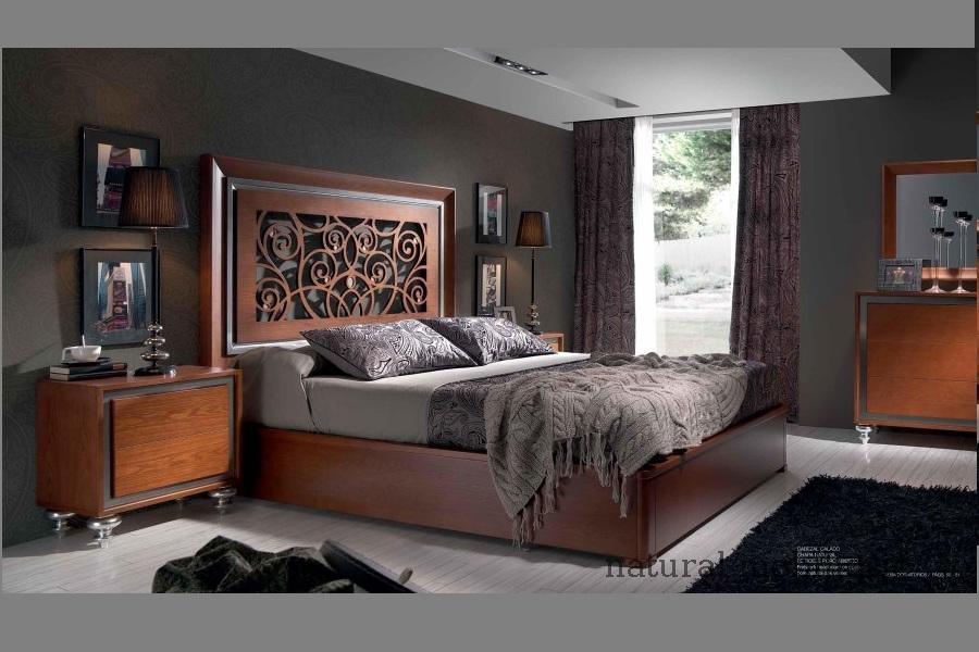 Muebles Contemporáneos dormitorio comtemporaneo 2-84monr908