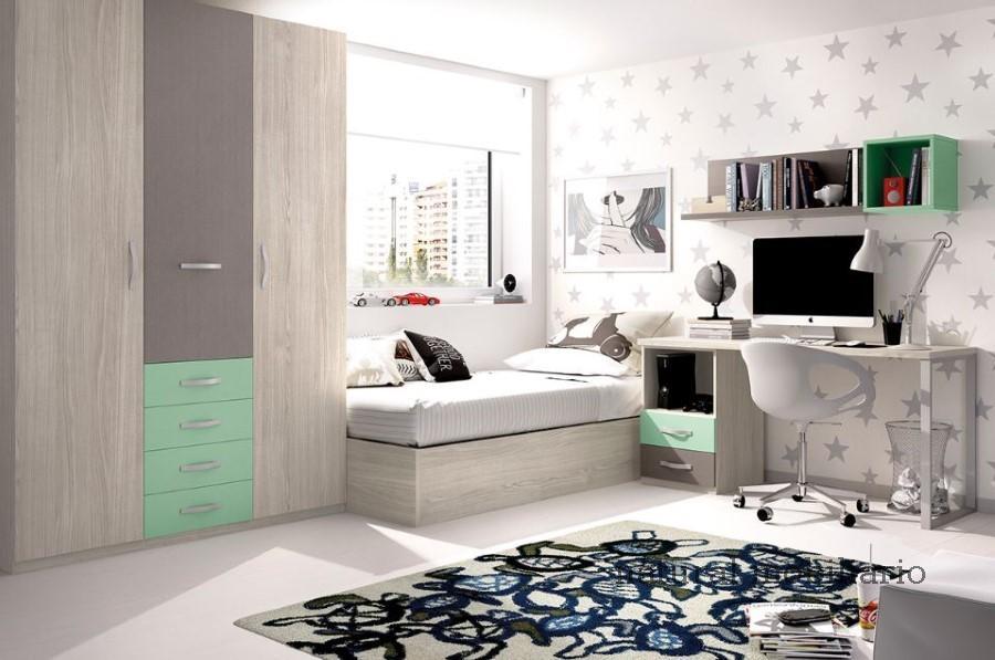 Muebles  juvenil rimo-1-1-1033