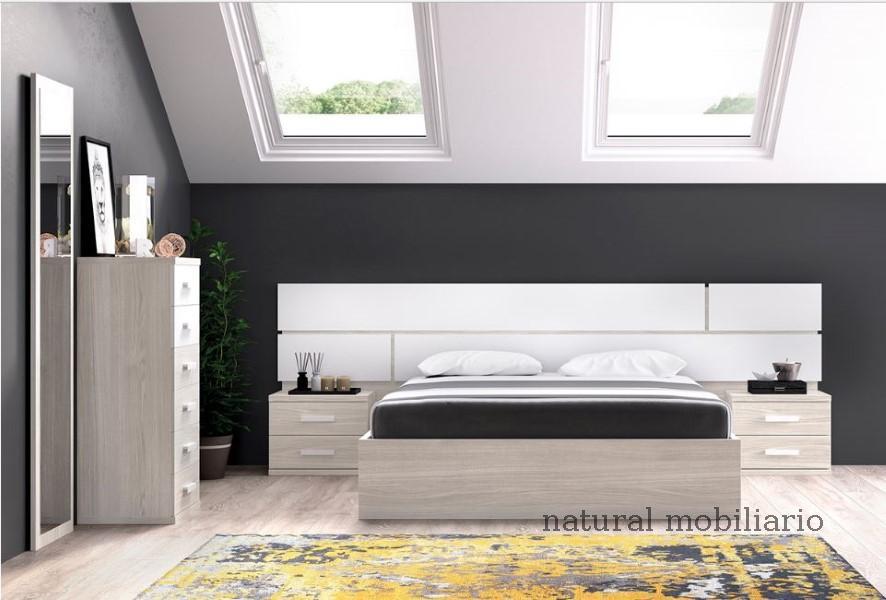 Muebles  dormitorio matrimonio rimo 1-1-604