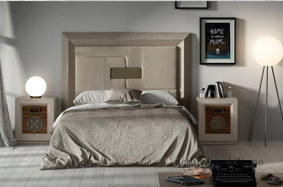 Muebles Contemporáneos dormitorio comtemporaneo franc 2-07