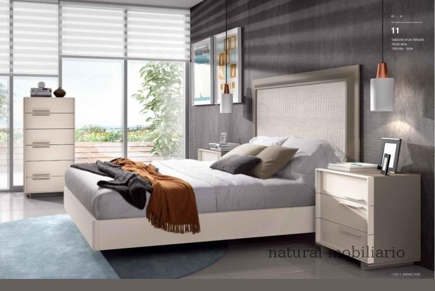 Muebles Contemporáneos dormitorio jviso 2-504 - 661