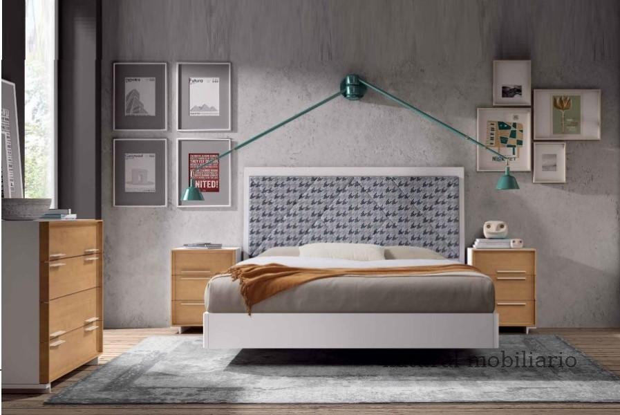 Muebles Contemporáneos dormitorio jviso 2-504 - 663