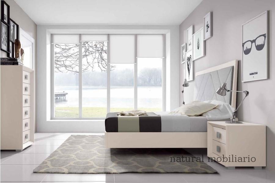 Muebles Contemporáneos dormitorio jviso 2-504 - 664