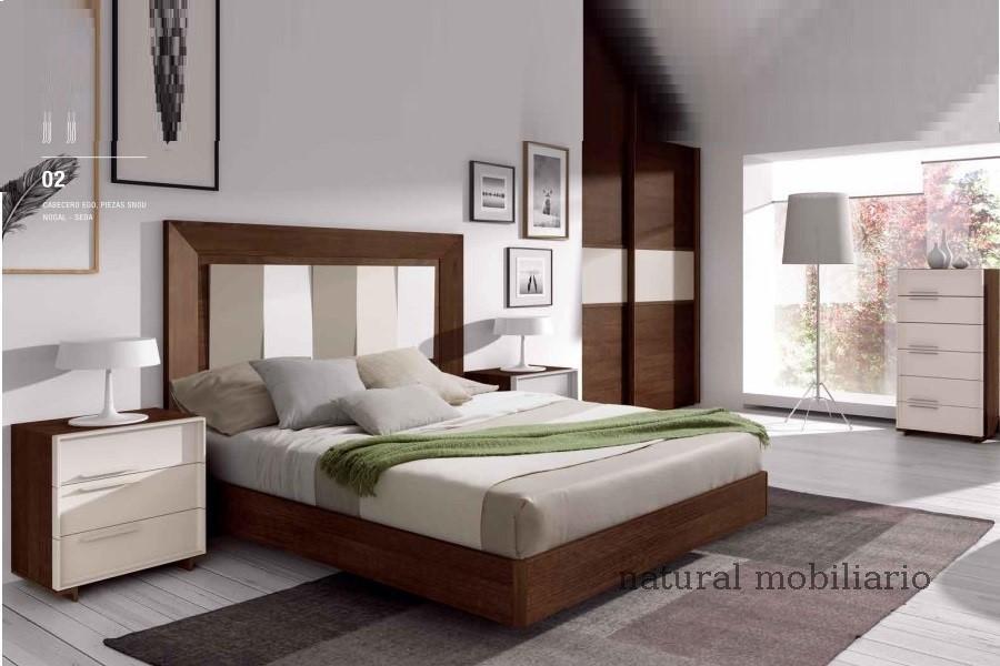 Muebles Contemporáneos dormitorio jviso 2-504 - 652