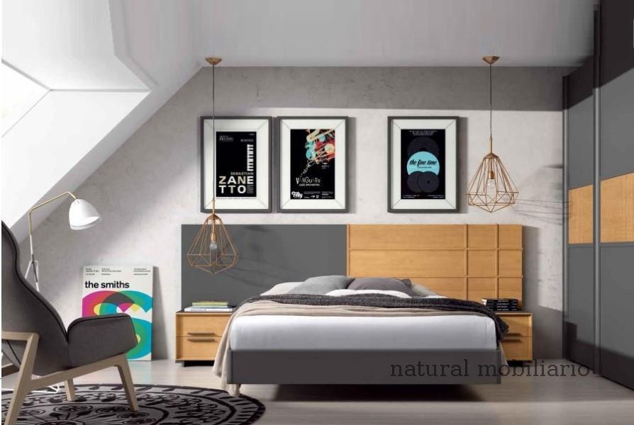 Muebles Contemporáneos dormitorio jviso 2-504 - 654