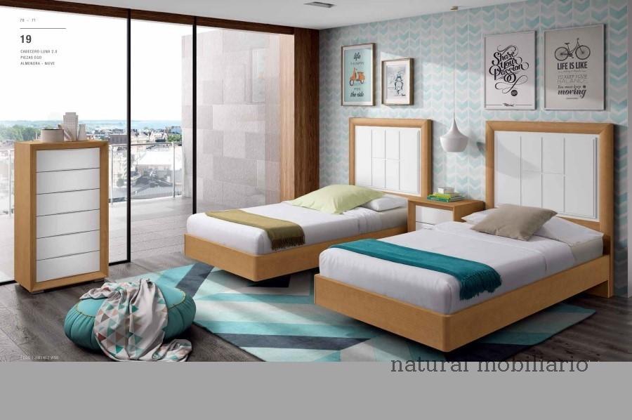 Muebles Contemporáneos dormitorio jviso 2-504 - 669