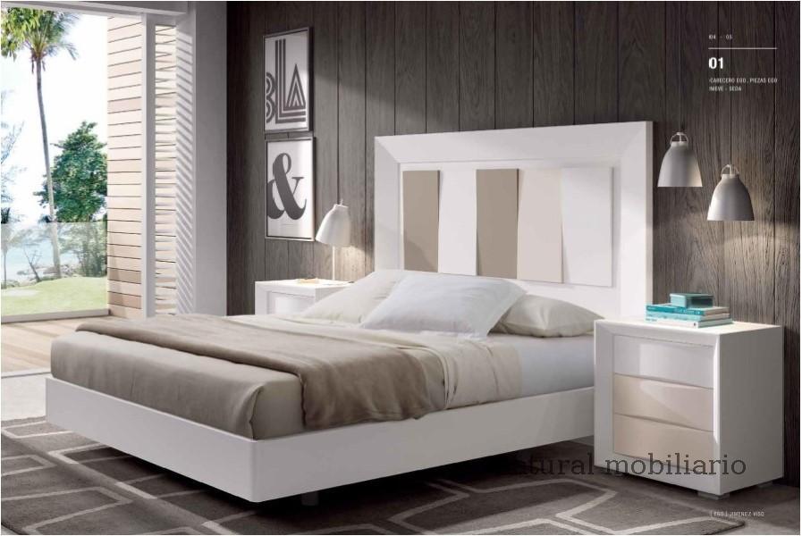 Muebles Contemporáneos dormitorio jviso 2-504 - 651