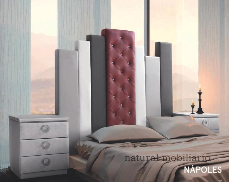 Muebles Cabeceros tapizados cabecero tap. Sam 1-1-659