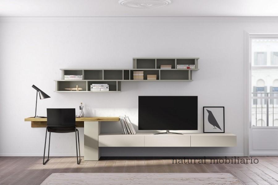 Muebles Modernos chapa natural/lacados apilable k 1-1-267