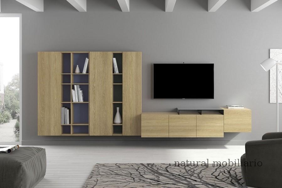 Muebles Modernos chapa natural/lacados apilable k 1-1-263