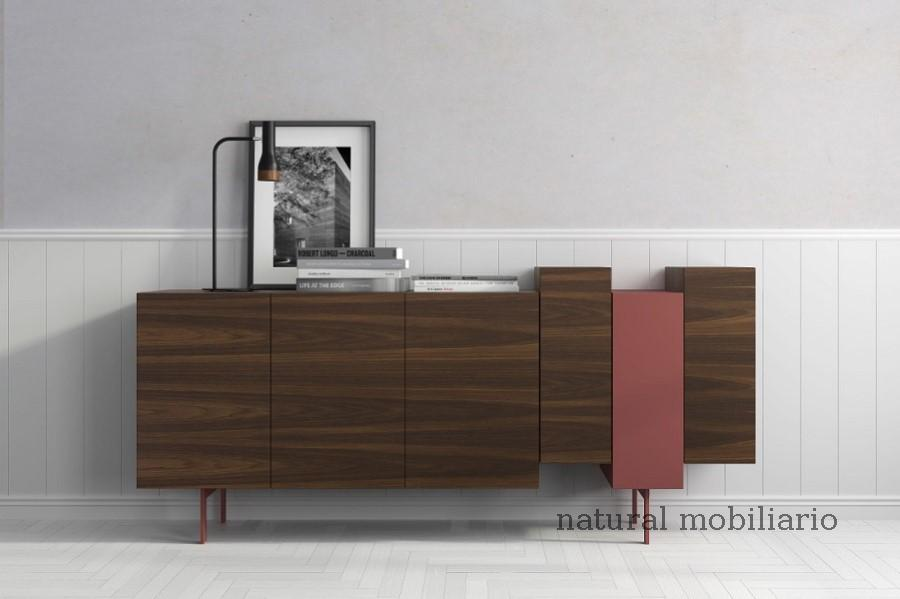 Muebles Modernos chapa natural/lacados apilable k 1-1-265