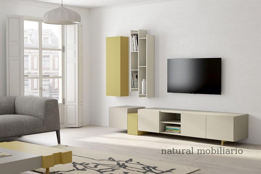 Muebles Modernos chapa natural/lacados apilable k 1-1-262