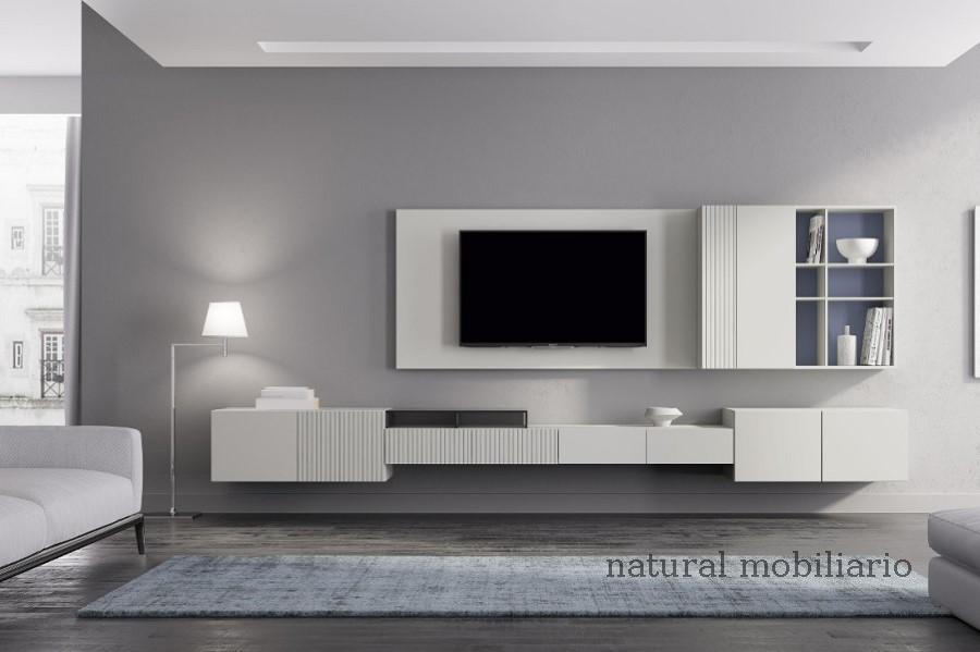 Muebles Modernos chapa natural/lacados apilable k 1-1-269