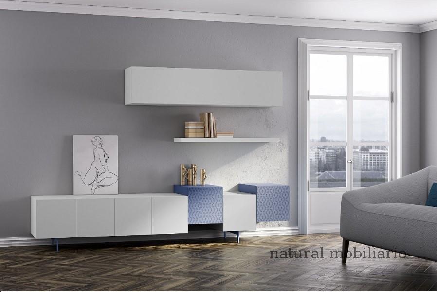Muebles Modernos chapa natural/lacados apilable k 1-1-274