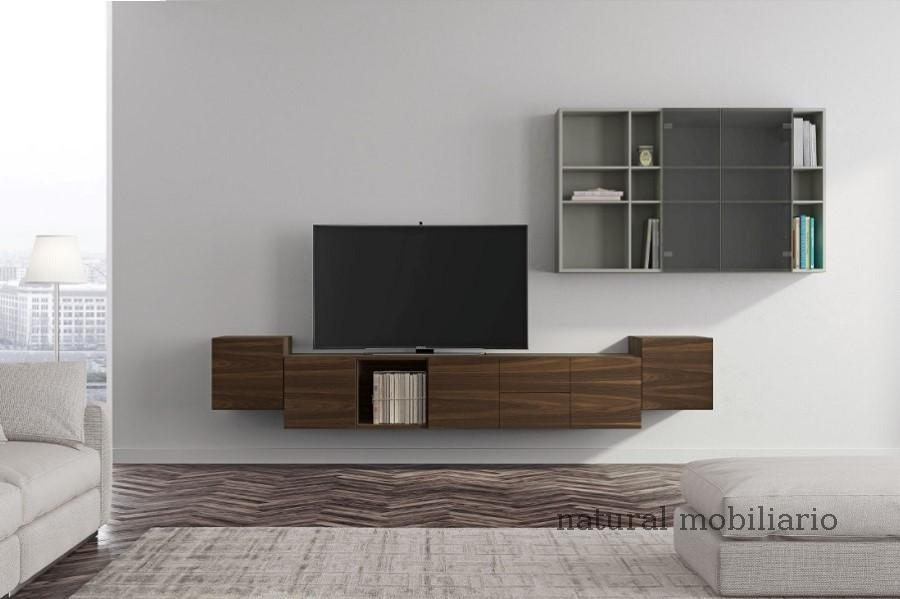 Muebles Modernos chapa natural/lacados apilable k 1-1-275