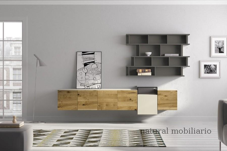 Muebles Modernos chapa natural/lacados apilable k 1-1-272