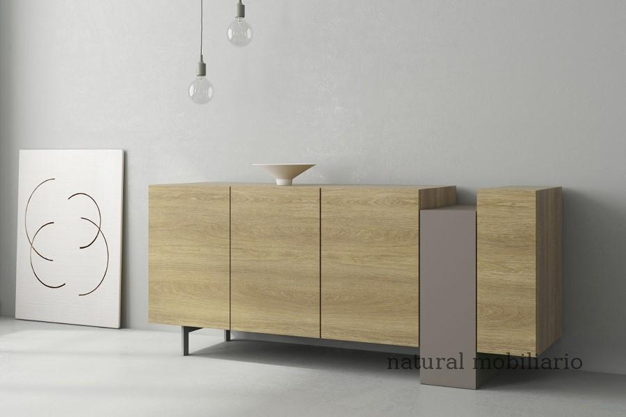Muebles Modernos chapa natural/lacados apilable k 1-1-273