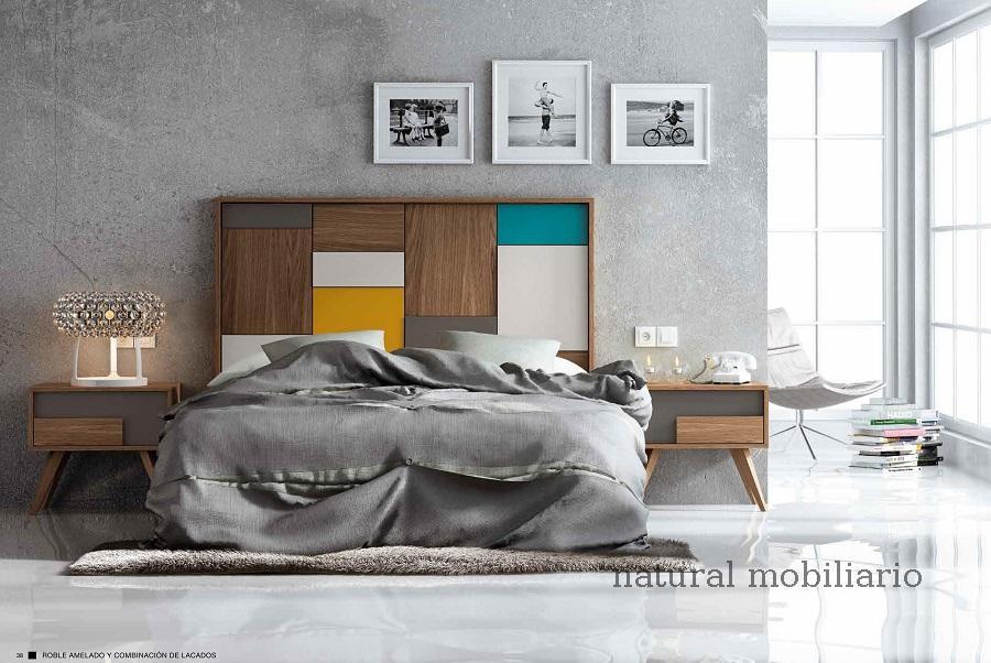 Muebles Modernos chapa natural/lacados dormitorio cos3-894-350