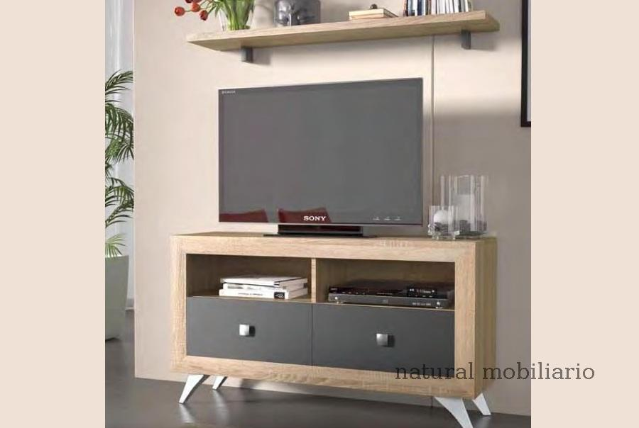 Muebles Salones Modernos apilable esca 1-013-416