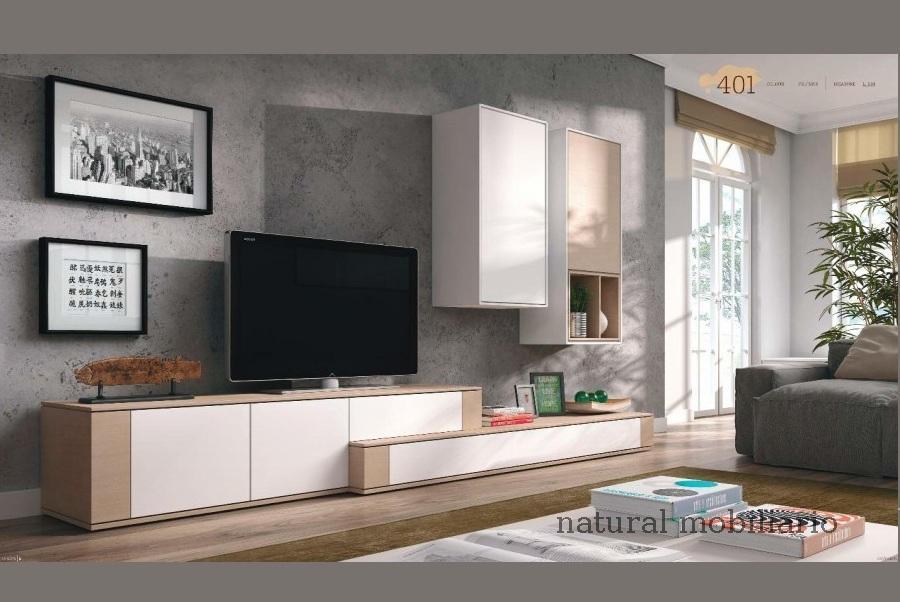 Muebles Modernos chapa natural/lacados salon moderno brit 1-672-700