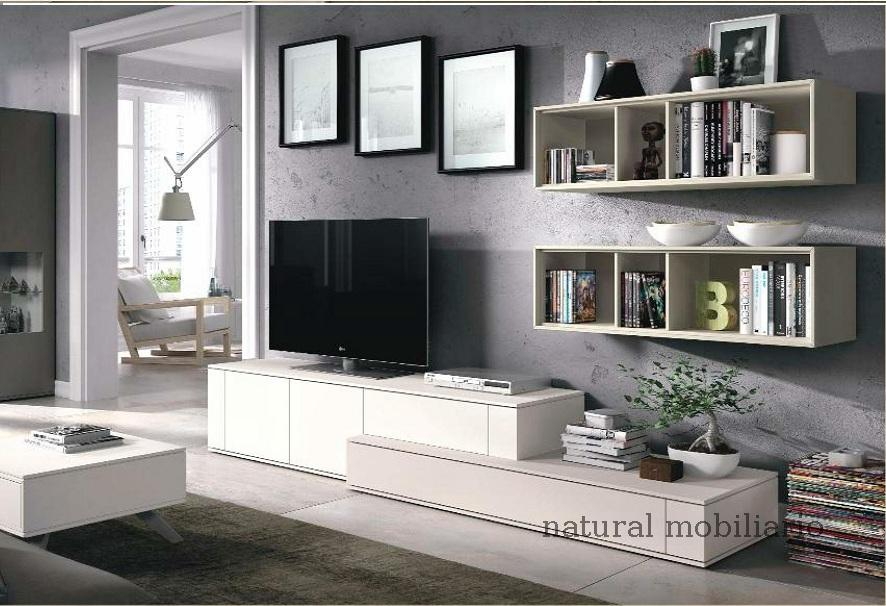 Muebles Modernos chapa natural/lacados salon moderno brit 1-672-702